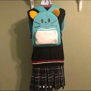 Peni Parker Schoolgirl Uniform Cosplay